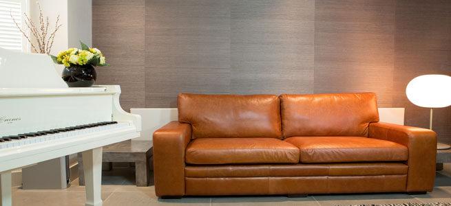 Tips para cuidar tus sofás de piel