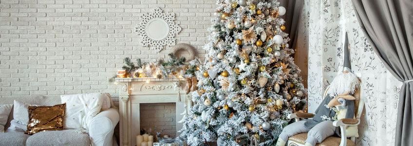 decorar tu hogar esta Navidad