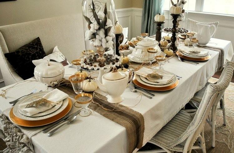 mesa de gala