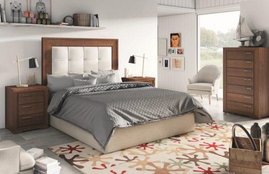No pintar en colores fuertes el dormitorio