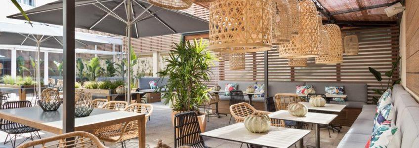 espacios trendy para restaurantes