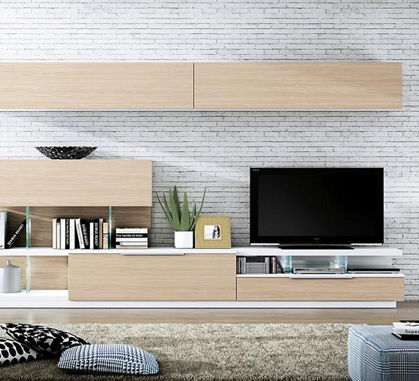 Composición modular salón ref. S0055