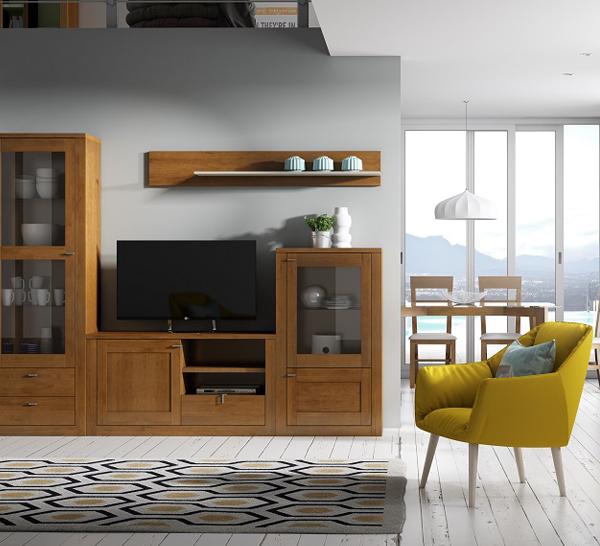 Composición modular salón ref. S0064