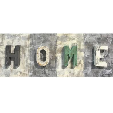 Cuadro Home relieve