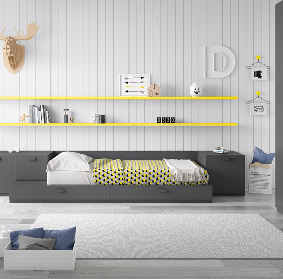 Dormitorio Juvenil ref. J0001