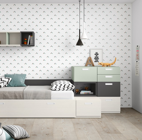 Dormitorio Juvenil ref. J0005