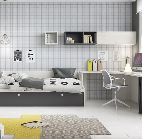 Dormitorio juvenil ref. J0006