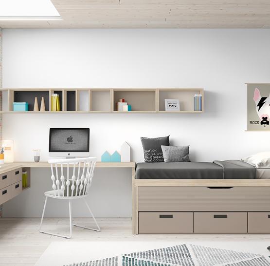 Dormitorio Juvenil ref. J0009