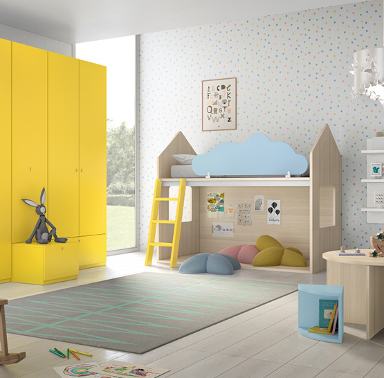 Dormitorio Juvenil ref. J0010