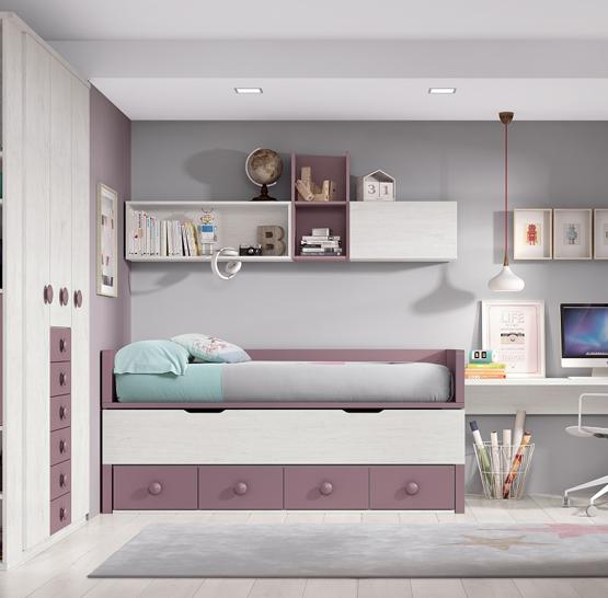 Dormitorio Juvenil ref. J0025