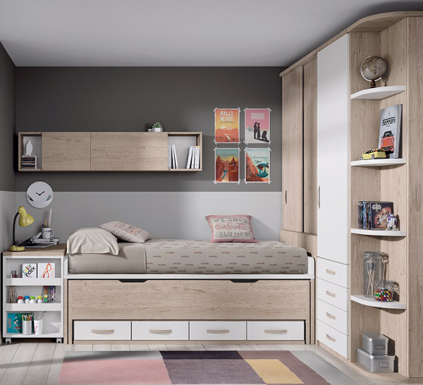 Dormitorio Juvenil ref. J0026
