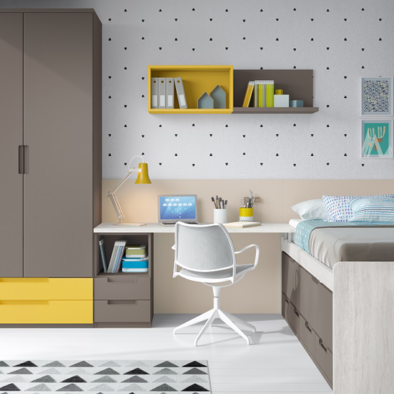 Dormitorio Juvenil ref. J0027