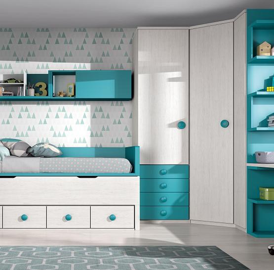 Dormitorio Juvenil ref. J0028