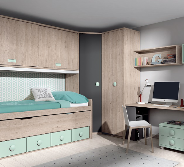 Dormitorio Juvenil ref. J0029