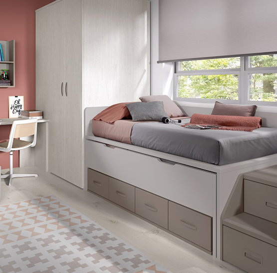 Dormitorio Juvenil ref. J0030