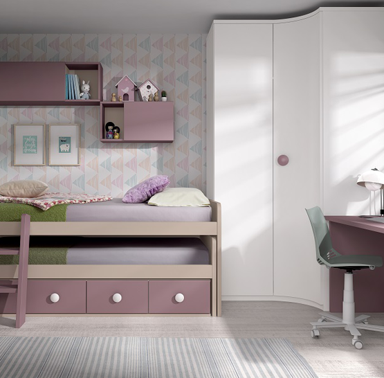 Dormitorio Juvenil ref. J0031