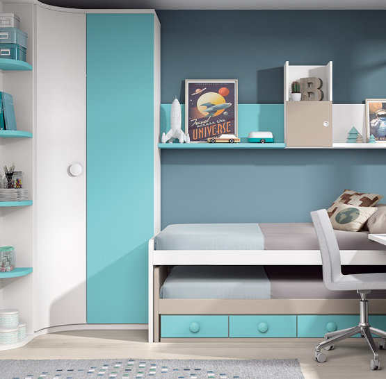 Dormitorio Juvenil ref. J0032