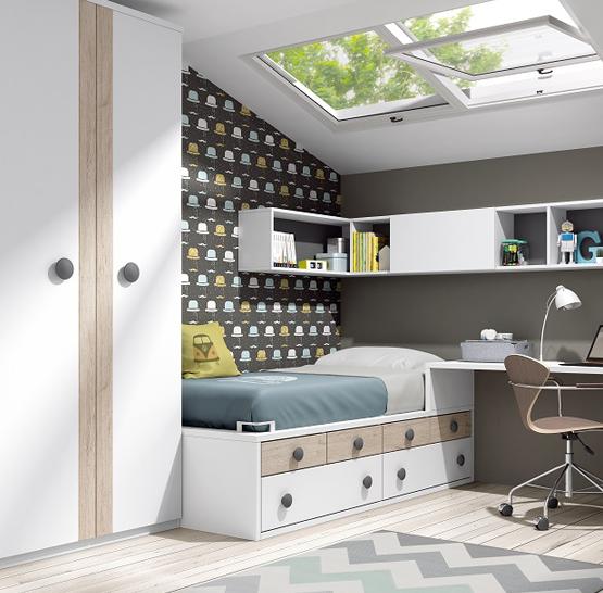 Dormitorio Juvenil ref. J0033