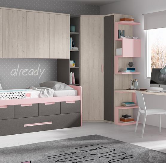 Dormitorio Juvenil ref. J0034