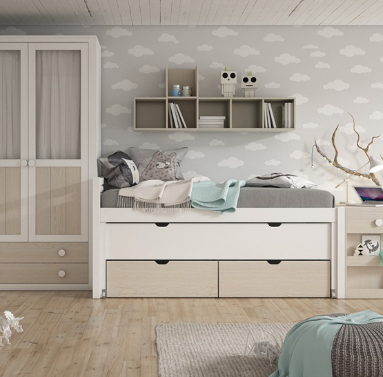 Dormitorio Juvenil ref. J0036