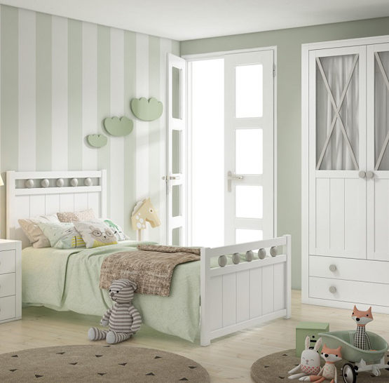 Dormitorio Juvenil ref. J0037