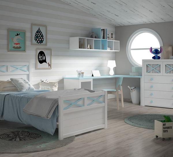 Dormitorio Juvenil ref. J0038