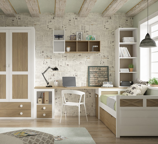 Dormitorio Juvenil ref. J0041