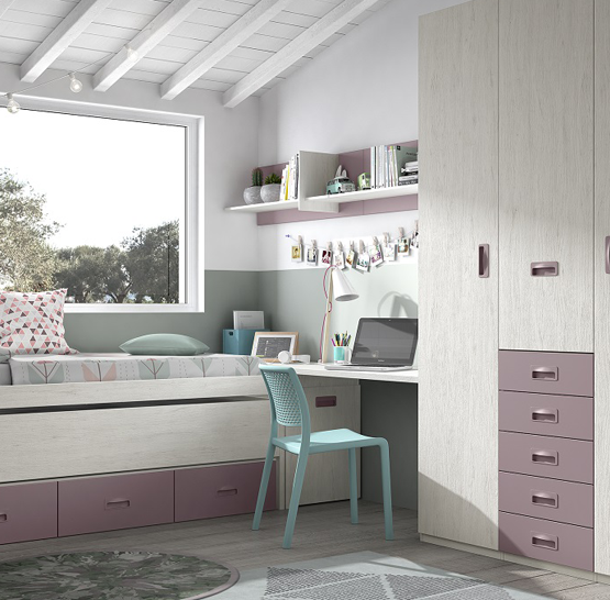 Dormitorio Juvenil ref. J0047