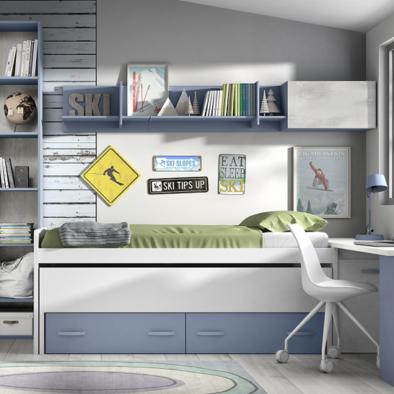 Dormitorio Juvenil ref. J0048