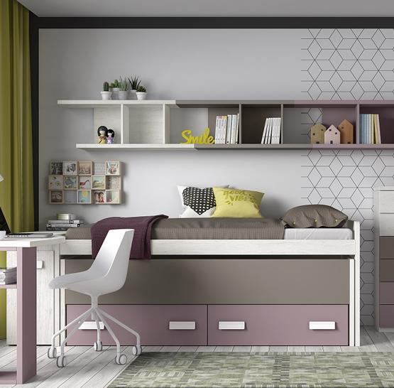 Dormitorio Juvenil ref. J0050