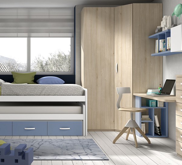 Dormitorio Juvenil ref. J0052