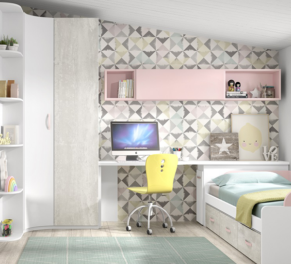 Dormitorio Juvenil ref. J0053