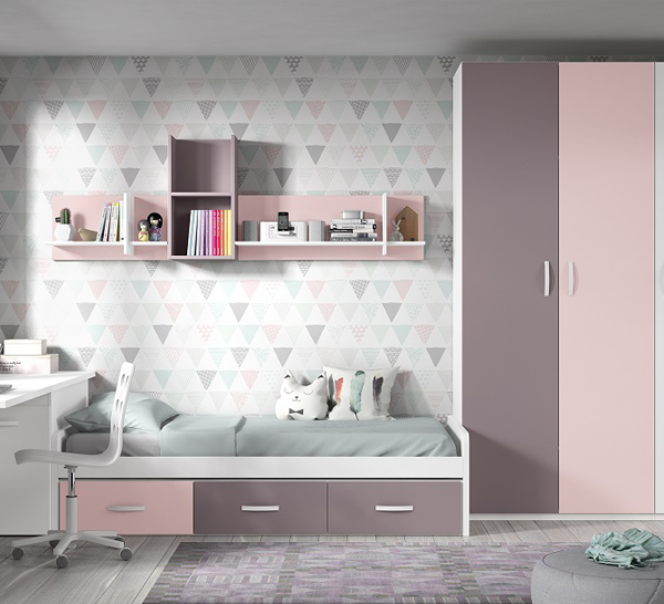 Dormitorio Juvenil ref. J0054