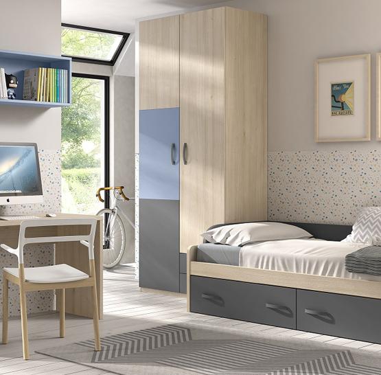 Dormitorio Juvenil ref. J0055
