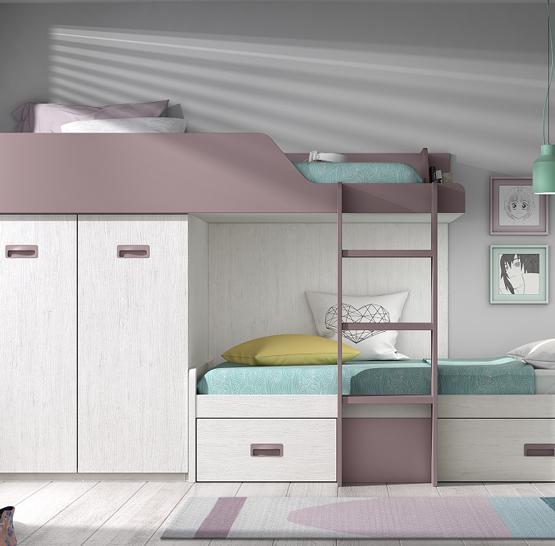 Dormitorio Juvenil ref. J0056