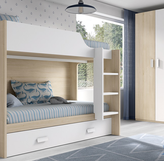 Dormitorio Juvenil ref. J0057