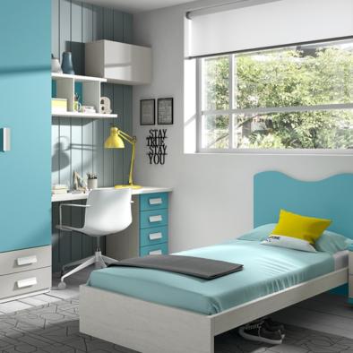 Dormitorio Juvenil ref. J0058