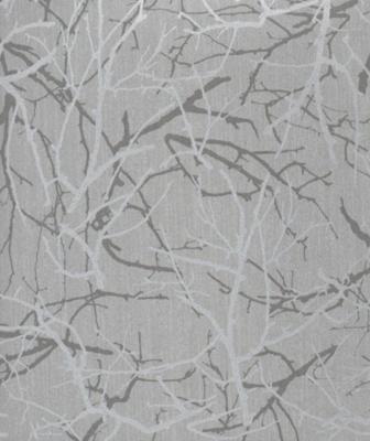 Papel Pintado Decorativo FENG SHUI GRIS 205 07