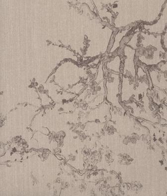 Papel Pintado Decorativo KYOTO BEIGE 204 01