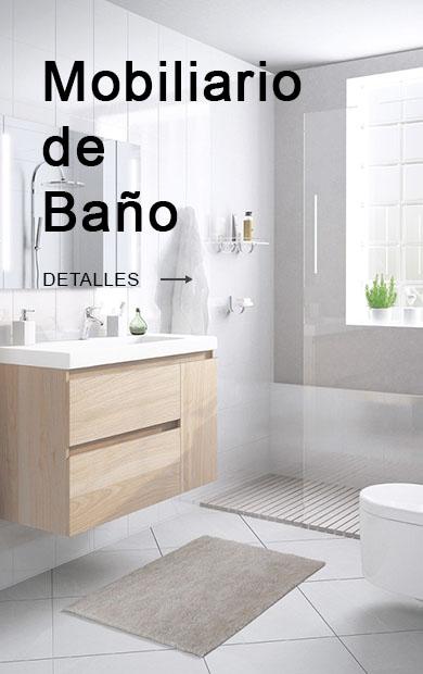 Venta de mobiliario de baño